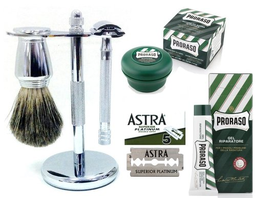 Wet Shaving Products: Get the Best, Ignore the Rest