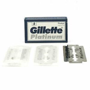 Gillette Platinum Blue Razor Blades