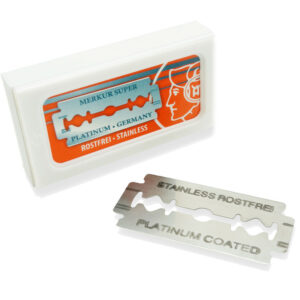 Merkur Double Edged Razor Blades