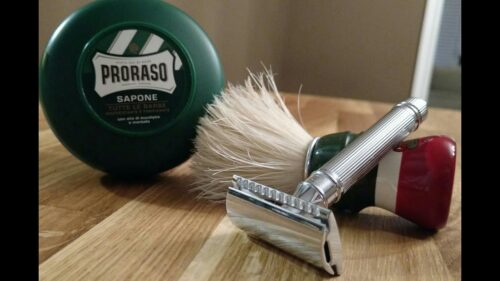 The basics of wet shaving