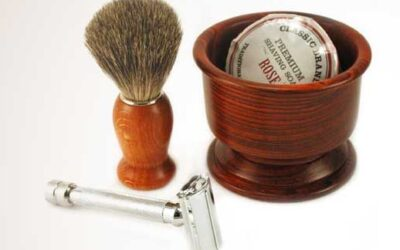 Three Vital Accessories for Your Shaving Collection